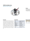 WE300 - Solar Radiation Sensor – Brochure
