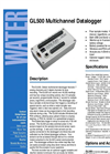 GL500 - Multichannel Data Logger – Brochure