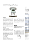 WMX101 - Magnetic Flow Meters – Brochure