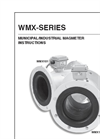WMX101 - Magnetic Flow Meters – Manual