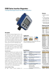 EX80 - Insertion Magmeters – Brochure