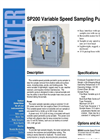 SP200 - Peristaltic Sampling Pump - Brochure