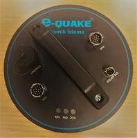 e-QUAKE - Model ACC Series - Accelerometer and Strong Motion Recorders