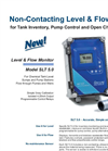 Greyline - Model SLT 5.0 - Level & Flow Monitor - Brochure