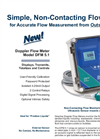 Greyline - Model DFM 5.1 - Doppler Flow Meter - Brochure