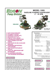 Edson - Model 120G - Gasoline Powered Diaphragm Pump Brochure