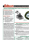 Basic Manual Diaphragm Pump Out System Brochure