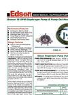 Basic Electric Diaphragm Pump Out System Brochure