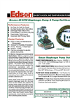 Basic Gasoline Diaphragm Pump Out System Brochure