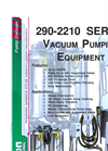 Edson - 290-2210 Series - Vacuum Pumping Equipment Brochure