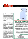 Edson - 281-300 - Portable Toilet Wash-Down Stations Brochure