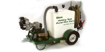 Edson - Model 282EB&GP - 60 Gallon Waste Collection Cart For Holding Tank Pump Outs