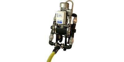 Edson - Model 2500 Series - Electric Double Diaphragm Pump