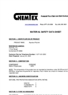 CHEMTEX - Aqueous Polymers Brochure