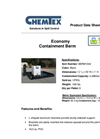 CHEMTEX - Model BERM1042 - Economy Containment Berms Brochure