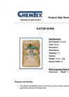 Chemtex - Model OIL059 - Oil Gator -Sorb Brochure