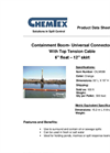 CHEMTEX - Response Containment Booms Brochure