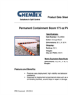CHEMTEX - Model OILM094 - Permanent Containment Boom Brochure