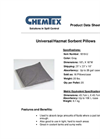 CHEMTEX - Model OILM4002 - Universal Pillows Brochure