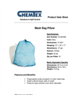CHEMTEX - Model OILM3598 - Oil Only Mesh Bag Pillow Brochure