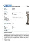 Chemtex - Model OILM6985 - Mobile Carts - Datasheet