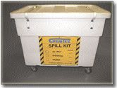 CHEMTEX - Large Spill Carts On Wheels