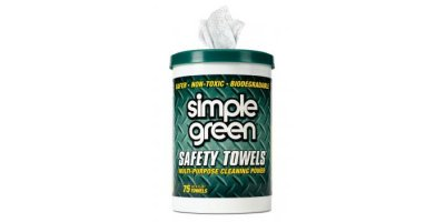 Simple Green - Model 13351 - Safety Towels