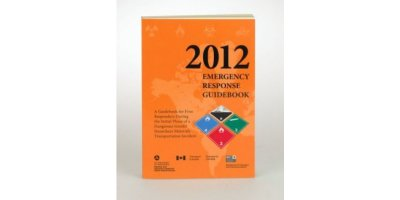 CHEMTEX - Model OILM001 - Emergency Response Guidebook