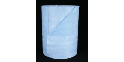 Chemtex - Blue Spunlace Wipes