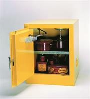 CHEMTEX - Model 1904 - Yellow Flammables Safety Cabinets