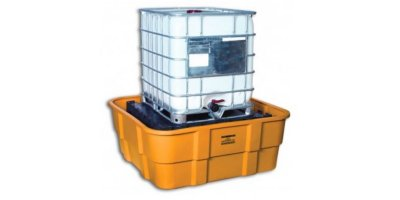 CHEMTEX - Model CON0126-3 - IBC Containment Unit
