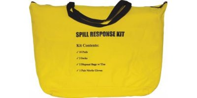 Chemtex - Model SKYB-U - High Viz Bag Spill Kit, Universal