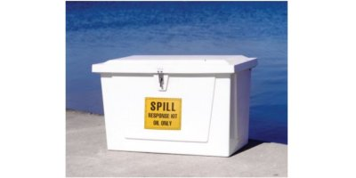 Chemtex - Model OILM7083 - Dock Box Oil Only Spill Kit