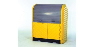 CHEMTEX - Roll-Top Spill Pallets
