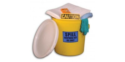 Chemtex - Model SPK20-O-R - Oil Only Spill Kit