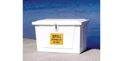 Chemtex - Model OILM7083 and OILM7083-R - Marine Dock Box Spill Kit