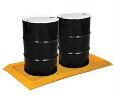 Chemtex - Model TB102 - 2-Drum Spill Nest, 32.25 x 57.75