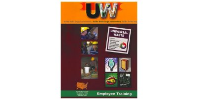 Universal Waste - Bulbs, Batts, Bugs & Barometers