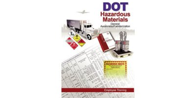 DOT HazMat General Awareness/Familiarization & Security Awareness Training Kit