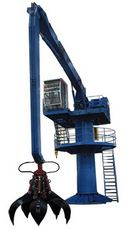 Tianchi - Model TCM-SGM Series - Stationary Scrap Metal Grabbing Machine