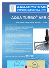 Model AER-GS - Fixed Low-speed Bottom Aerator/Mixer Brochure