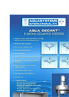 Model AD GRAVITY - Floating Weir Decanter Systems Brochure