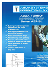 AER-SL Fixed or Floating Directional Aerator/Mixer Brochure