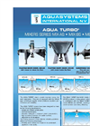 Model MIX-SL - Fixed or Floating Directional Mixer Brochure