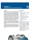 SENTINEL - 12 - Ultraviolet Drinking Water Disinfection System – Brochure