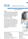 Rayox - 30 - Modular Treatment System – Brochure