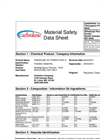 Phenoline - 187 - Highly Cross-Linked Primer MSDS Datasheet