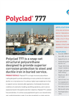 Polyclad - Model 777 - Snap-Set Structural Polyurethane - Brochure