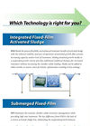 Submerged Fixed-Film – Datasheet