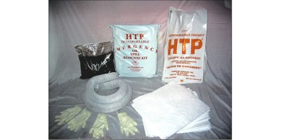 HTP - Transportable Emergency Oil Spill Response Kit
